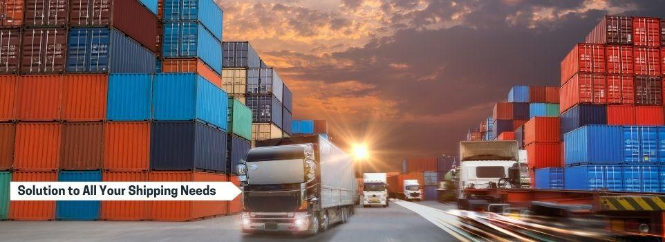 How to work door to door cargo service