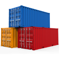 Is shipping hazardous shipments allowed with the cargo service?